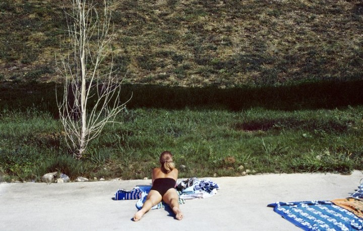 Pino Guidolotti, Aquasplash, Marineland, Antibes, 1981