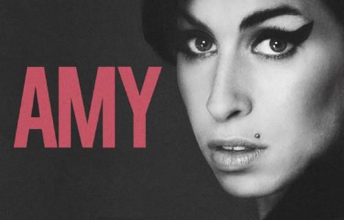 """La locandina di """"Amy"""""""