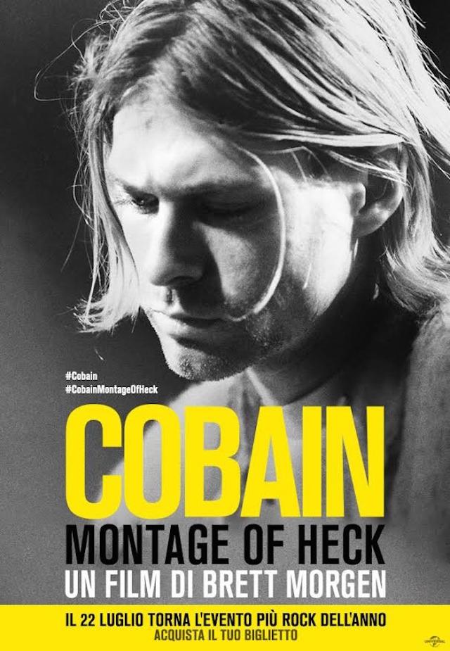 """La nuova locandina di """"Montage Of Heck"""""""