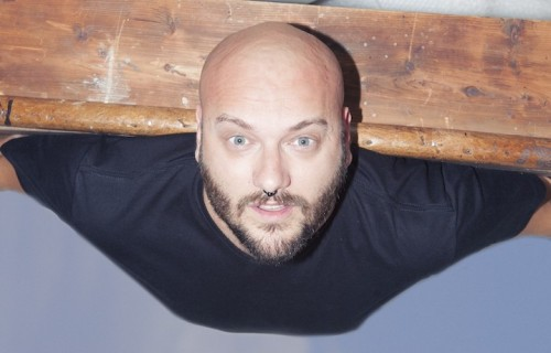 Francesco Barbaglia, aka Crookers.
