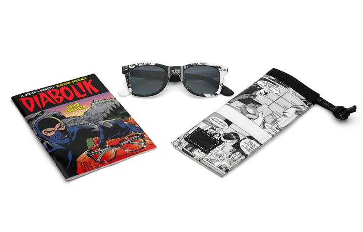 Il pacchetto della limited edition di Sting di Diabolik