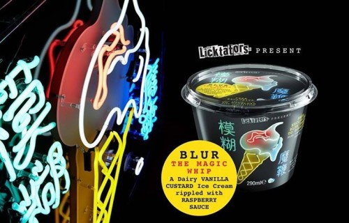 The Magic Whip si venderà ai concerti dei Blur e in alcuni negozi del Regno Unito.