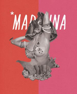 Scarica l'artwork di Davide Parere dedicato a Madonna