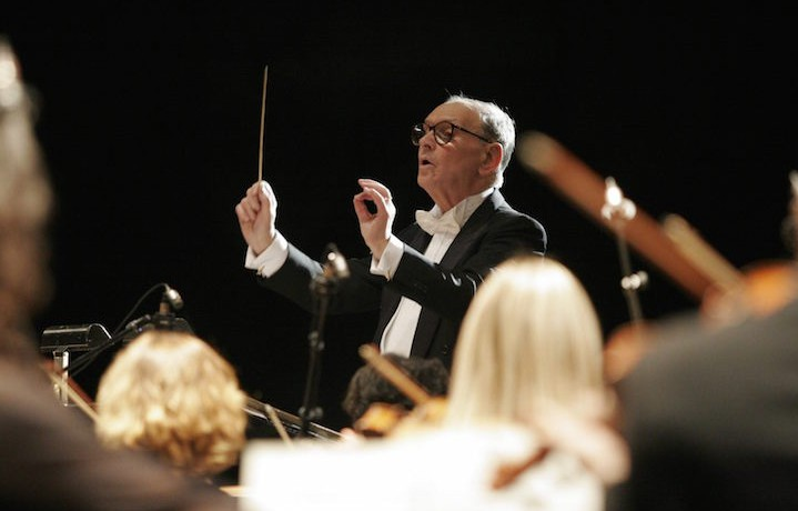 "Morricone è candidato agli Oscar per ""The Hateful Eight"""