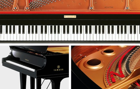 Pianoforte Yamaha CFX