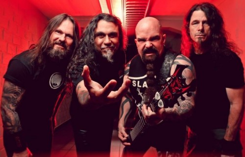 Slayer. Foto: Facebook