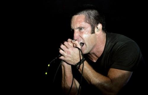 Trent Reznor dei Nine Inch Nails . Foto: Facebook