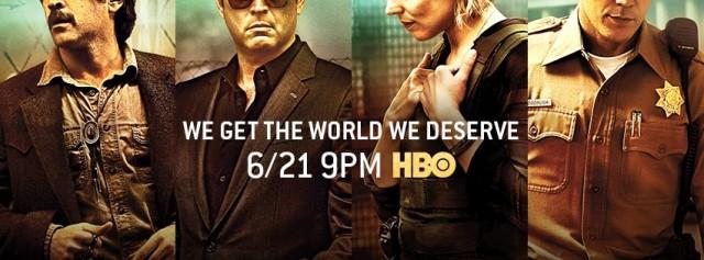 I protagonisti di True Detective 2. Foto: Facebook