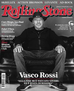 """La foto di copertina realizzata da Giovanni Gastel e ispirata a """"Ritratto di MonsieurBertin"""" di Jean-Auguste-Dominique Ingres"""