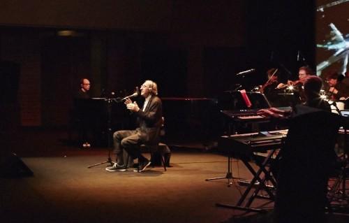 Franco Battiato al Teatro dal Verme lo scorso 22 giugno, la prossima data in piazza del Duomo a Parma il 23 luglio