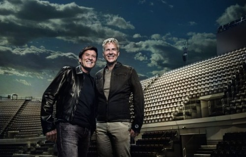 """Gianni Morandi e Claudio Baglioni presentano """"Capitani Coraggiosi"""""""