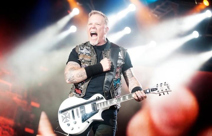 I Metallica facevano ovviamente da headliner. Foto: Giuseppe Craca
