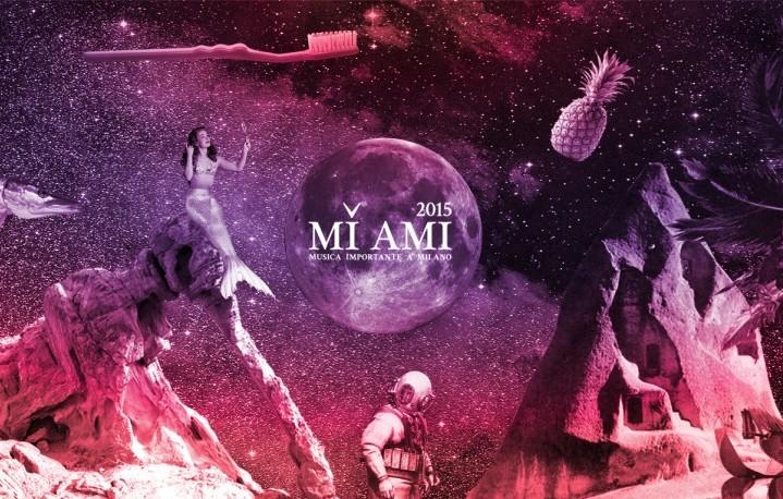 Il Mi Ami inizia oggi e finirà domenica, sempre al Magnolia. Foto: Stampa