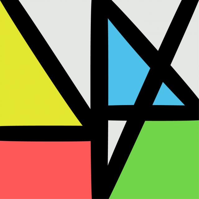 La cover del nuovo album dei New Order, in uscita a settembre