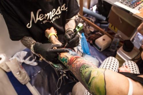 Tatuami, Tattoo, tatuaggi, ink, Milano, giugno 2015, foto, gallery