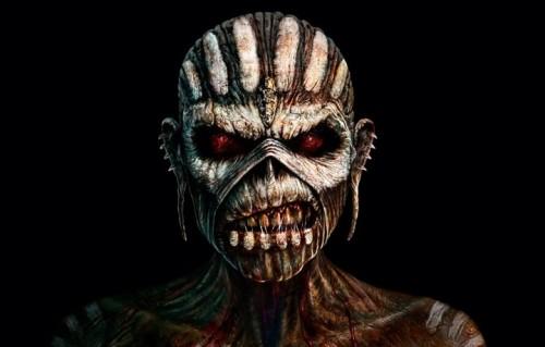 """Il doppio album degli Iron Maiden """"The Book Of Souls"""" uscirà il 4 settembre 2015"""