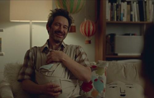 Adam Horovitz nei panni di Fletcher in «Giovani si Diventa»