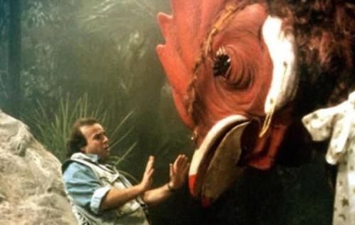 """Jerry Calà nel film """"Chicken Park"""". Non parliamo di lui ma di tutti gli altri sì"""