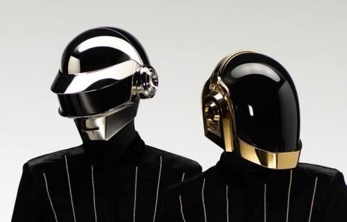 Thomas Bangalter e Guy-Manuel de Homem-Christo, meglio conosciuti come Daft Punk. Foto: Facebook