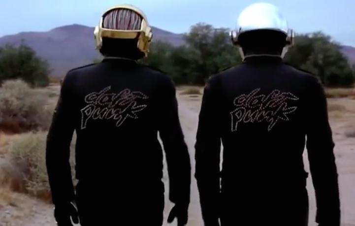 Guarda qui il documentario sui Daft Punk
