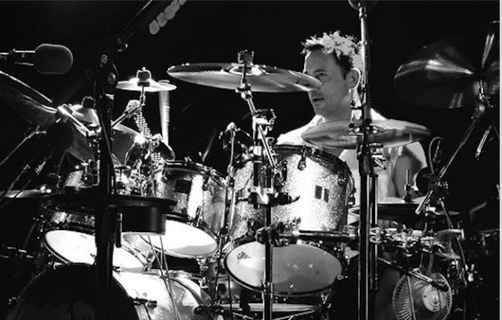 Jimmy Chamberlin. Foto: Facebook