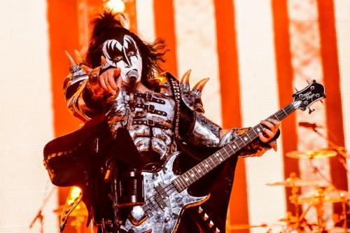 """I Kiss all'Arena di Verona per il """"40th Anniversary Tour"""" - Foto di Michele Aldeghi"""