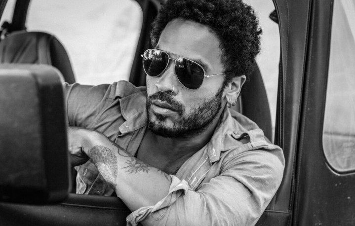 "Un fotogramma di ""The Pleasure And the Pain"" il nuovo video di Lenny Kravitz"