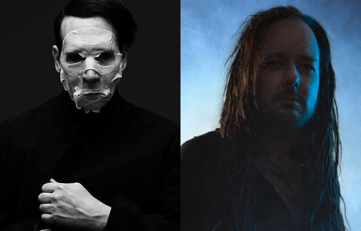 Manson e Davis. Immagine: Andrea Cremascoli