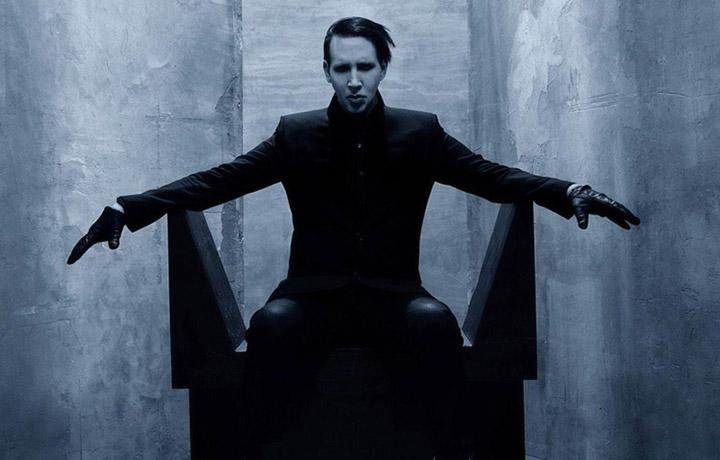 Marilyn Manson - Foto di Nicholas Alan Cope tramite il sito ufficiale
