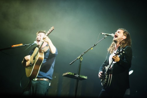 Mumford & Sons live all'Arena di Verona