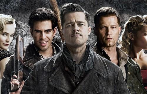 "Brad Pitt in ""Bastardi senza gloria"", di Quentin Tarantino (2009)"