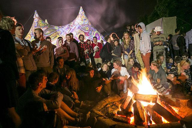 Sziget Festival - Foto Stampa