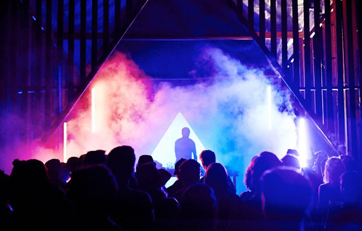 Terraforma 2015, Villa Arconati, Terraforma Festival, Experimental and Sustainable Music Festival. Foto Giovanni Battista Righetti