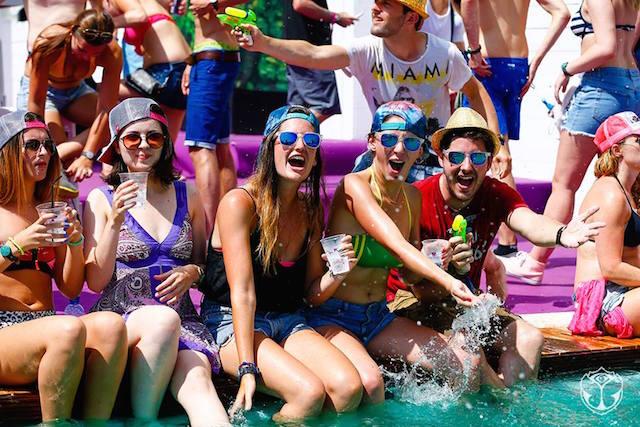 TomorrowlandFestival - Foto via Facebook