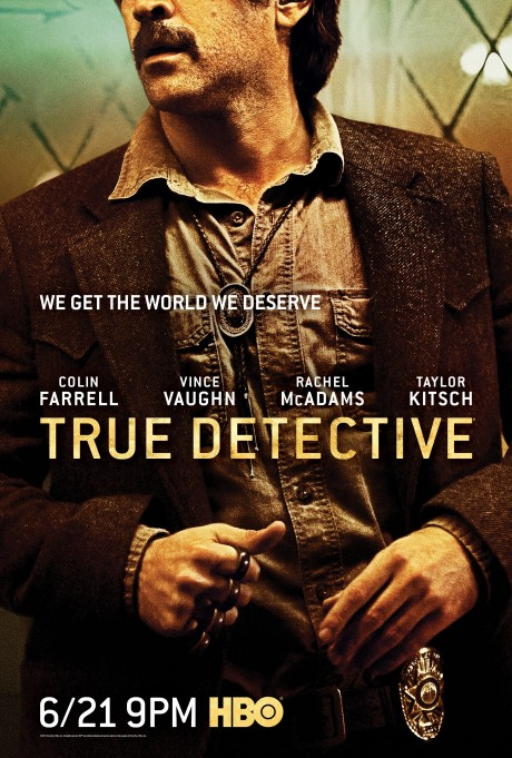 True Detective 2 - Nic Pizzolatto