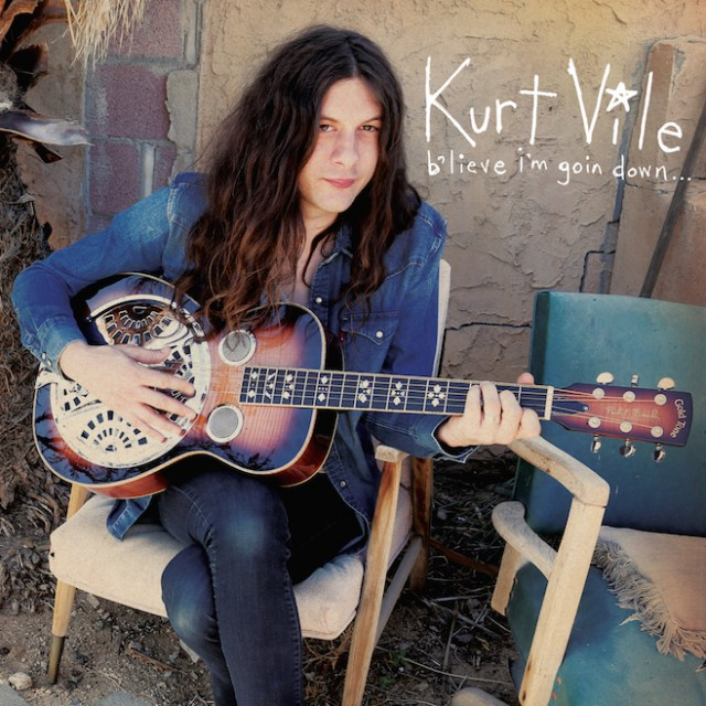 La copertina del nuovo album di Kurt Vile in uscita il 25 settembre prossimo