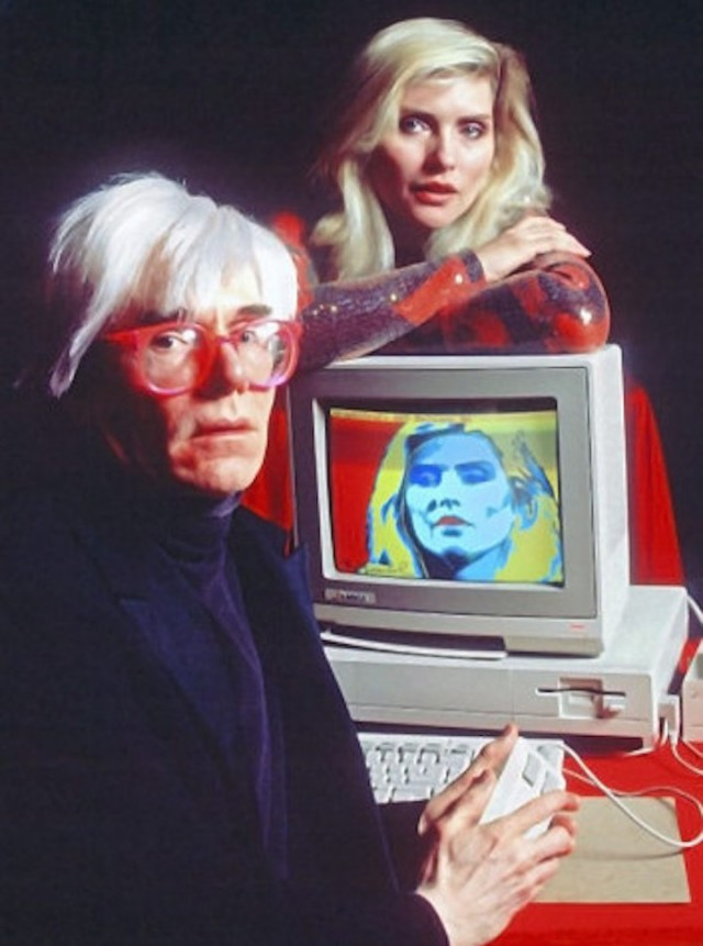 Una mostra documentario su Warhol a Milano in Via Santa Marta, 6 dal 22 ottobre al 21 novembre