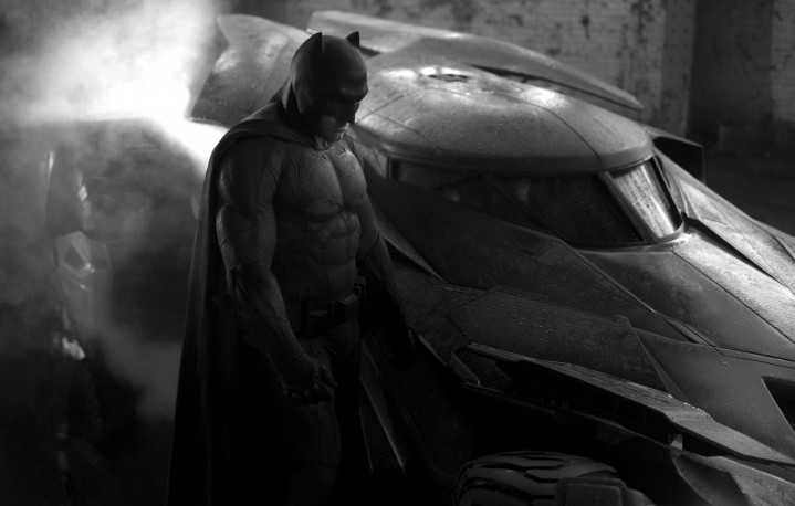 Ben Affleck nei panni di Batman nell'ultimo film