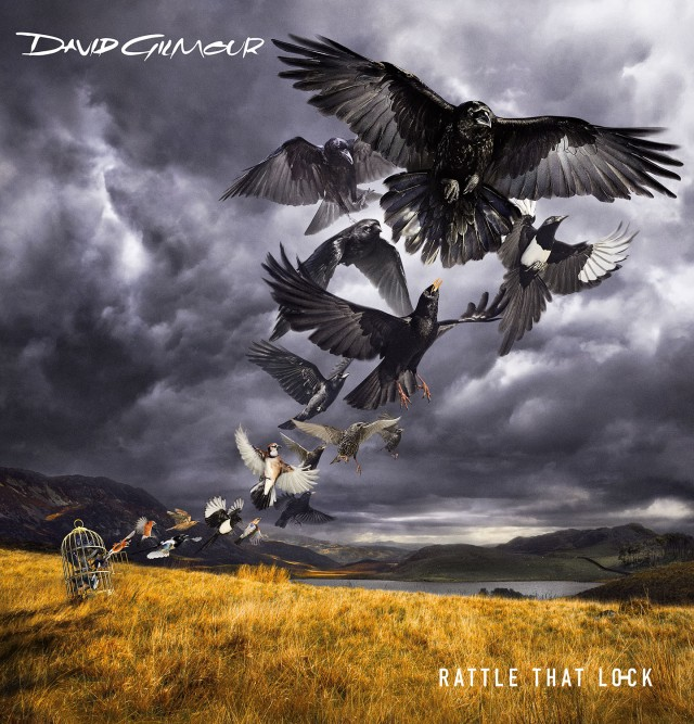 """""""Rattle that lock"""", il nuovo album di David Gilmour uscirà il 18 settembre"""