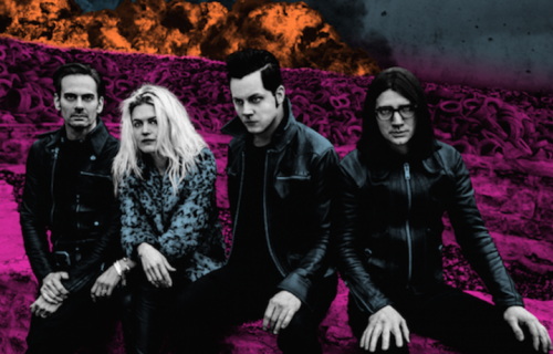 I Dead Weather. Foto: Stampa