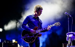Noel Gallagher, Noel Gallagher's High Flying birds, live, concerto a Milano, Assago Summer Arena, 6 luglio 2015, foto, gallery, Michele Aldeghi