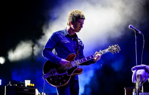 Noel Gallagher, Noel Gallagher's High Flying birds, live, concerto a Milano, Assago Summer Arena, 6 luglio 2015, foto, gallery, Michele Aldeghi