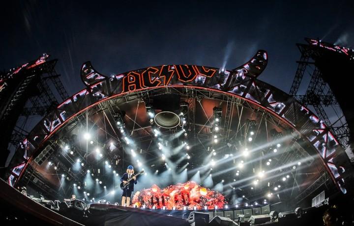 "Axl arriverà alla voce, ma cosa succederà durante il ""Rock or Bust Tour""? - Foto di Michele Aldeghi"