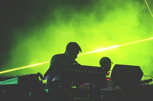 Rock in Roma, Chemical Brothers, live, foto, Roma, luglio 2015, gallery, Giulia Razzauti