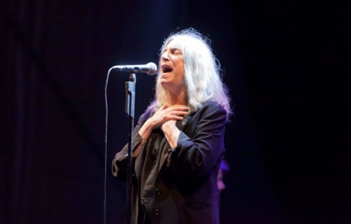 Patti Smith, Flowers Festival, Torino, 27 luglio 2015, live, concerto, foto, gallery, Daniele Baldi