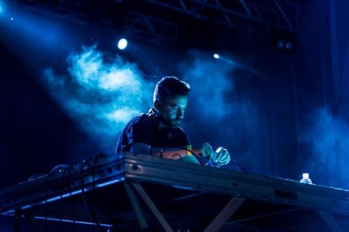 Bonobo, Dub Fx, Flowers Festival, Torino, Collegno, luglio 2015, live, concerto, foto, gallery, miserianera.com, Daniele Baldi