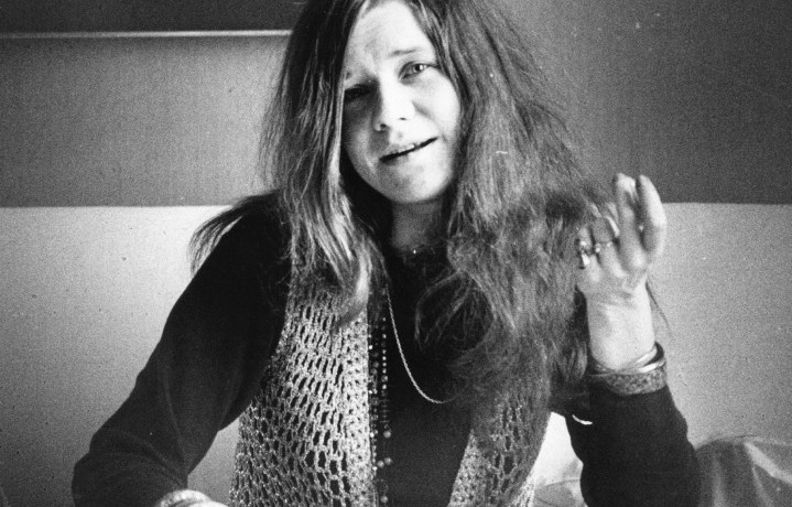 5 aprile 1969 Janis Joplin - Foto di Evening Standard/Getty Images