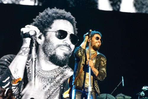 Lenny Kravitz, Strut Live Tour, Lucca Summer Festival 2015, 26 luglio 2015, live concerto, Lucca, foto, gallery, Francesco De Angelis