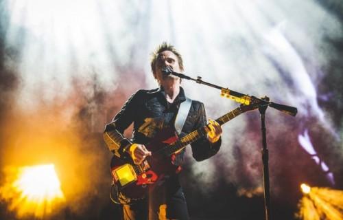I Muse al Rock in Roma, 2015. Foto Kimberley Ross