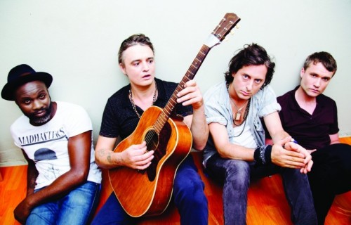 The Libertines, foto ufficio stampa